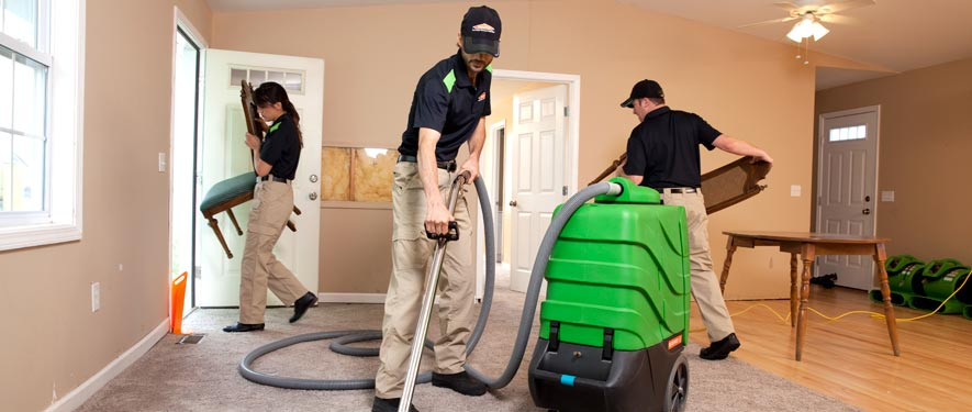 York, VA cleaning services